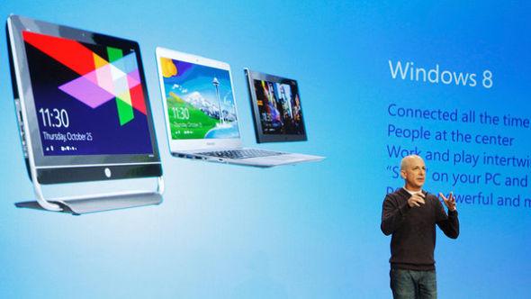 微软Windows和Windows Live部门总裁史蒂芬·西诺夫斯基