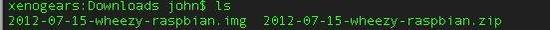 廉价迷你Linux机器:Raspberry Pi