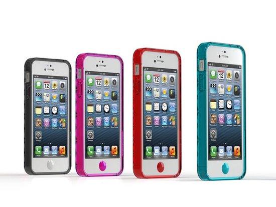 iPhone 5即将上市 多款手机壳抢先亮相