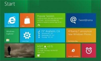 SAP称Win8平板将受益专利之争 或占第二位置