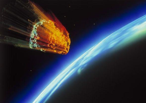 科学家认为,生命可能随起源于另一颗行星的岩石碎片来到地球