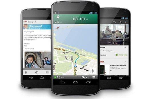 LG Nexus 4白色版泄露 黑色版首卖遭疯抢