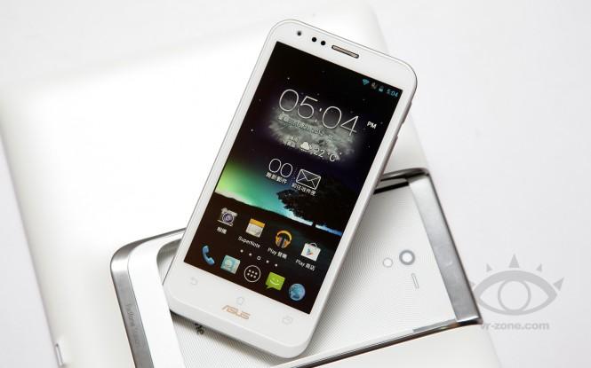 华硕ASUS PadFone 2白色版
