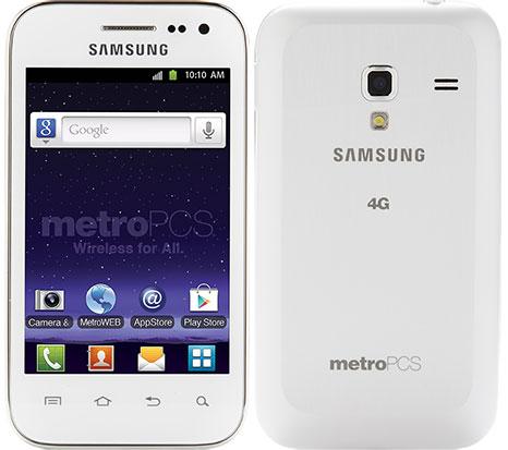三星入门级4G LTE手机Galaxy Admire
