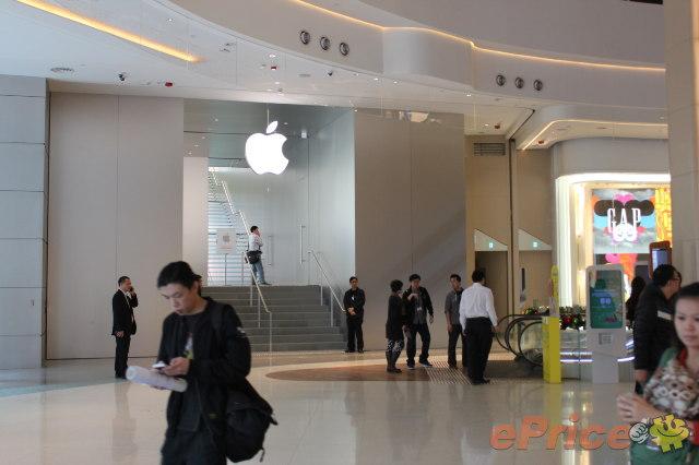 全港最大!带你游铜锣湾希慎广场 Apple Store