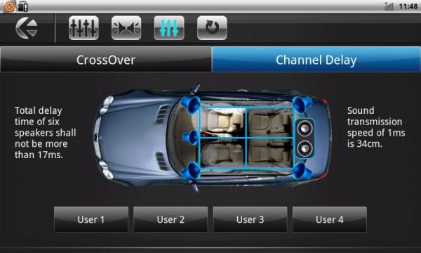 Android车载资讯娱乐系统Dashlinq