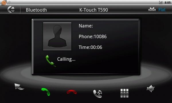 Android车载资讯娱乐系统Dashlinq即将上市