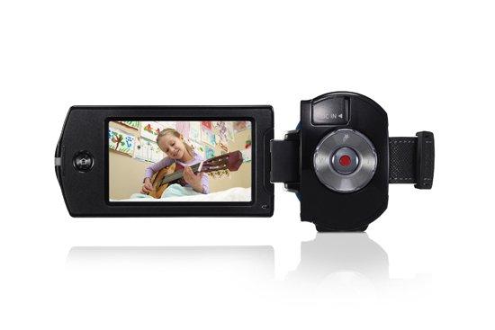 三星发布新款数码相机WB280F及便携摄像机Q30