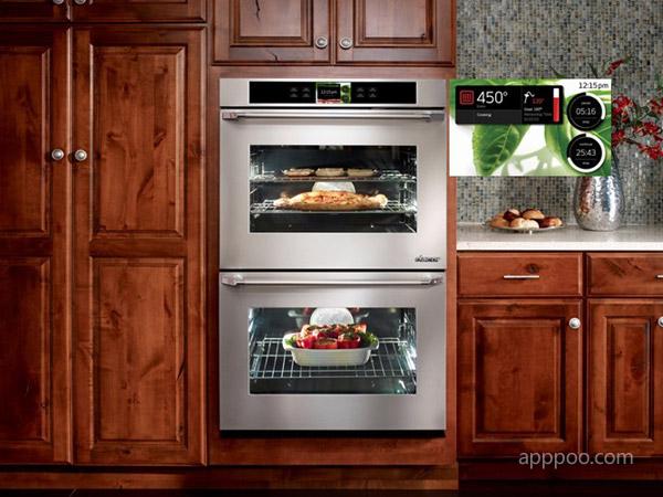 Dacor推出Android加持的智能烤箱