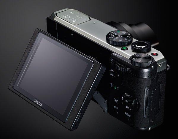 宾得推专业卡片相机MX-1 黄铜机身极度复古