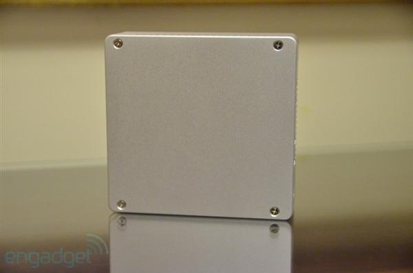 比Mac mini还小:技嘉推0.3公升超迷你PC