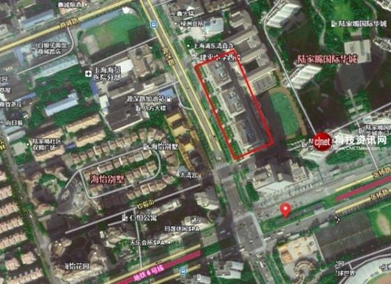 苹果中国研发中心竣工乔布斯暗度陈仓