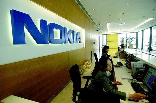 诺基亚中国市场遇挫 复苏进程面临风险