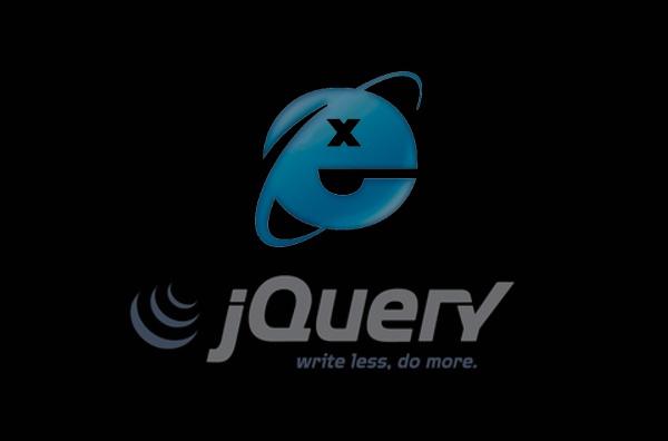 最流行的JavaScript库,jQuery不再支持IE旧版本